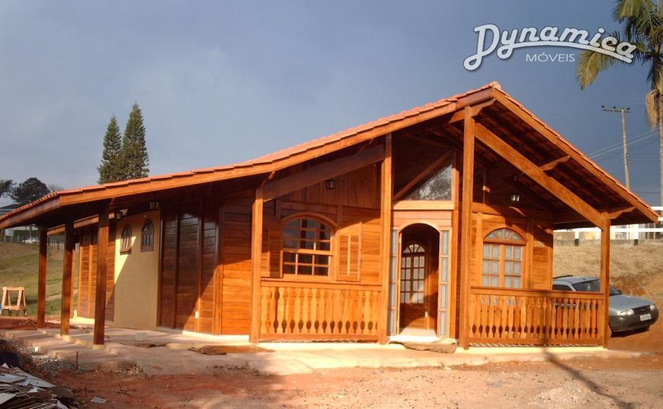 Casa Pré fabricado madeira