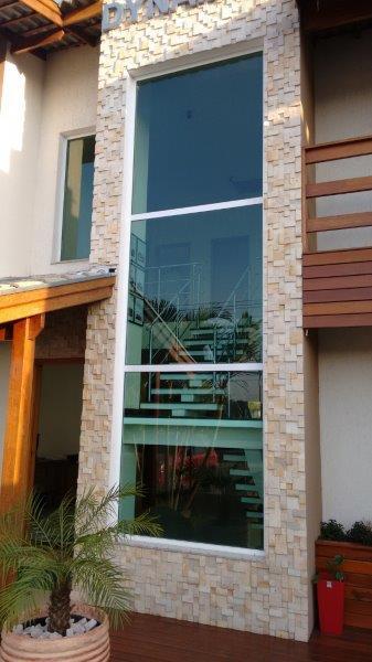 Casas de alvenaria em bloco estrutural