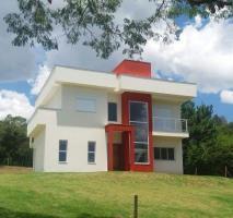 Construção de casas de alvenaria