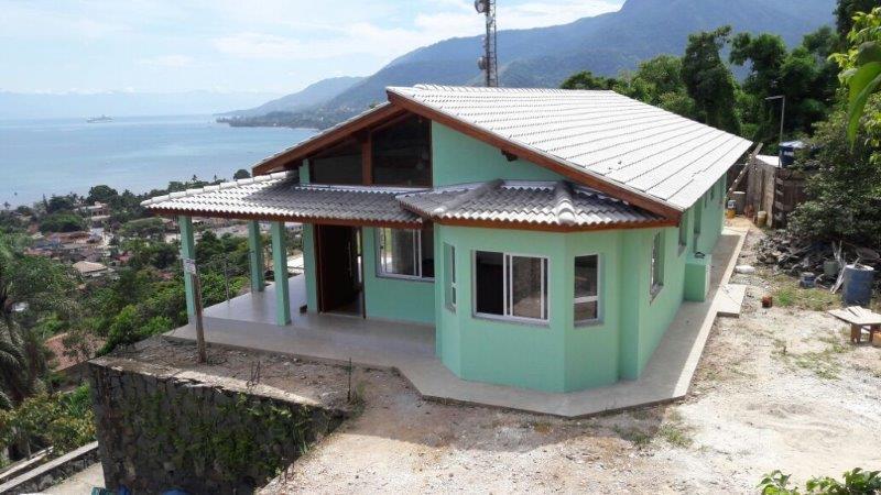 Casas pré-fabricadas alvenaria